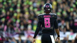 "Marcus Mariota Heisman Highlights || ""Polynesian Pride"" ᴴᴰ || Oregon"