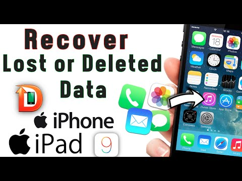 How to Recover Deleted Photos,Text Messages, SMS, Call History & More