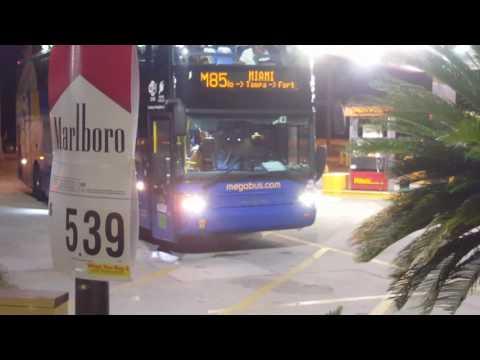 Megabus Florida. Orlando - Tampa - Fort Lauderdale - Miami