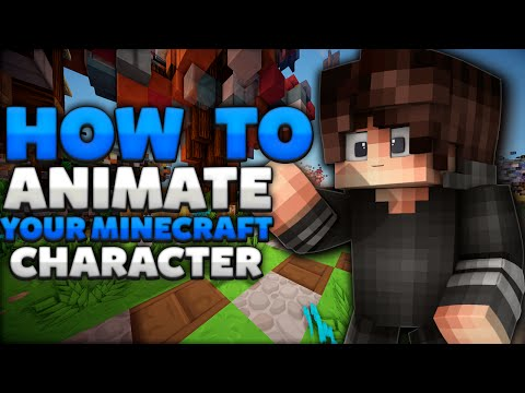 how to animate your minecraft character for free! NEW 2016 (EASY!)