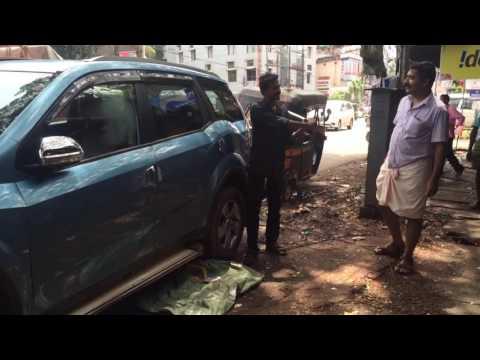How to unlock a car without car keys ( Mahendra XUV)