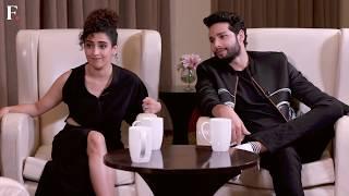 Funpost FT. Sanya Malhotra and Siddhant Chaturvedi | Men In Black