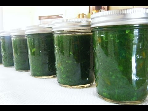 FOOD STORAGE - Canning Sweet Pickle Relish