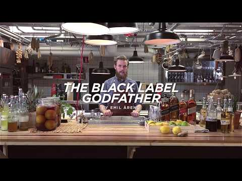 How to Make a Johnnie Walker Godfather Cocktail