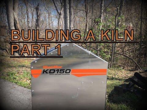 BUILDING A KILN PART 1