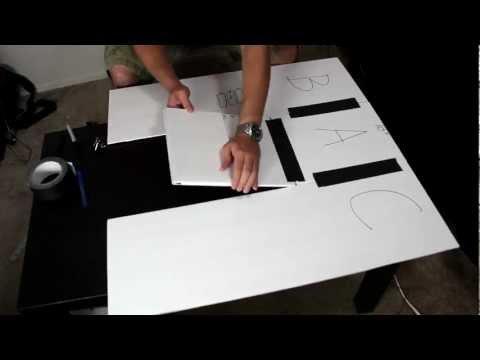 Upgraded T-shirt folding machine |RE DO| Danpereda.com