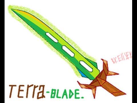 Terraria Item: Terra Blade, True Night's Edge, True Excalibur Review