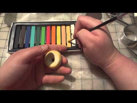 Clay Food Coloring Tutorial