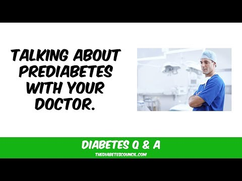How Can My Doctor Tell If I Have Prediabetes?
