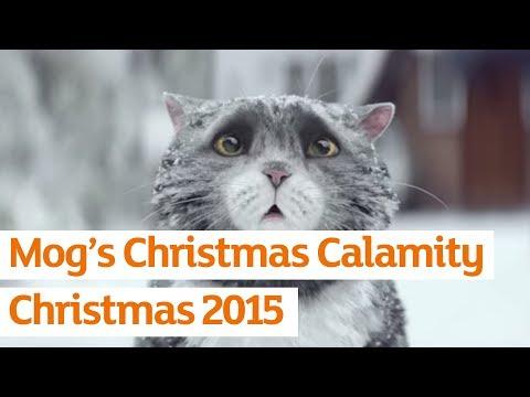 Mog's Christmas Calamity   Sainsbury's Ad   Christmas 2015