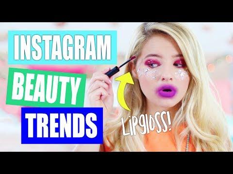 Testing Weird Instagram Beauty Trends