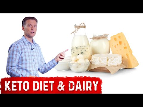 The Ketogenic Diet & Dairy (Milk, Yogurt & Cheese)