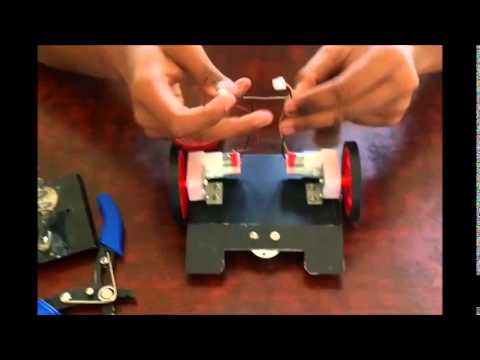How to make a simple RC (Remote Controlled) robot car