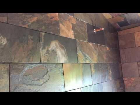 511 Seal & Enhance on slate tile