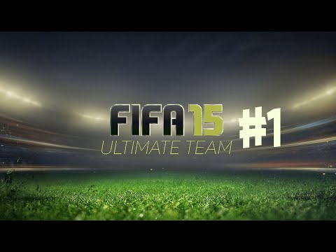Fifa 15 Ultimate Team part 1 - Getting Started, Loan Player Hulk (No Commentary)