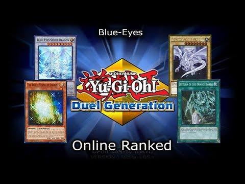 [YGO:DG] Ranked #4 - Behind Blue-Eyes