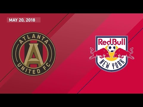 HIGHLIGHTS: Atlanta United FC vs. New York Red Bulls | May 20, 2018