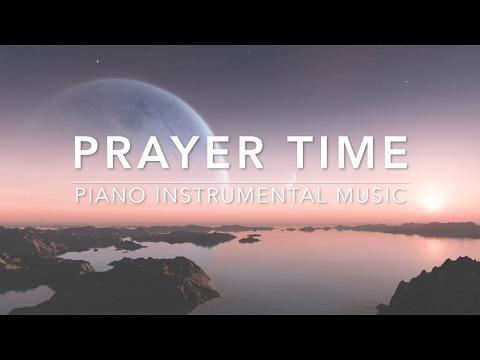 My Prayer Time - 3 Hour Piano Music | Prayer Music | Meditation Music | Healing Music | Soft Music