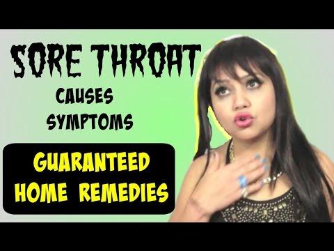 Home Remedies for Sore Throat - Sore Throat Causes,Symptoms: Home Remedies for Strep Throat in Hindi