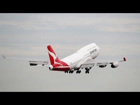 Qantas launches first ever direct Australia-Europe flight