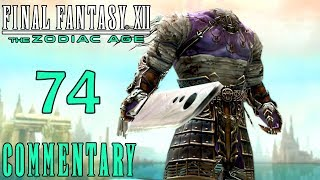 Final Fantasy XII The Zodiac Age Walkthrough Part 74 - Daedalus & Giruvegan Arrival