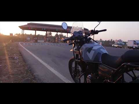 Royal Enfield Himalayan Sleet First Owner Review