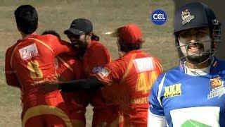 Sachiin Joshi Shocks The Batsman With Stunning Return Catch