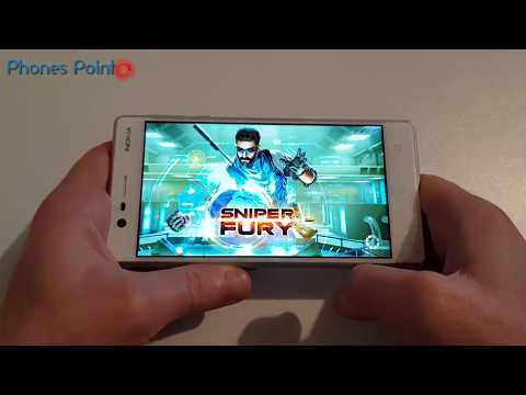 Nokia 3 Games Test
