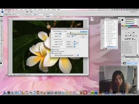 Photoshop-Resizing multiple images-Time SAVER!