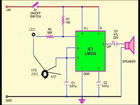 REM-POD circuits and schematics diagrams
