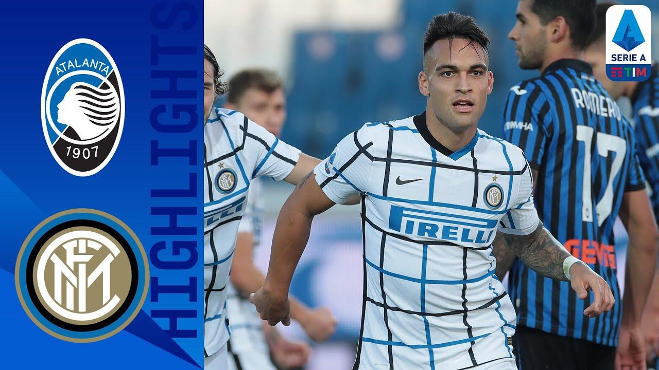 Atalanta 1-1 Inter   All level as Atalanta denies Inter a win!   Serie A TIM