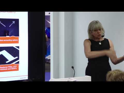 The new UK GAAP (Generally Accepted Accounting Practice) | Accountex 2015