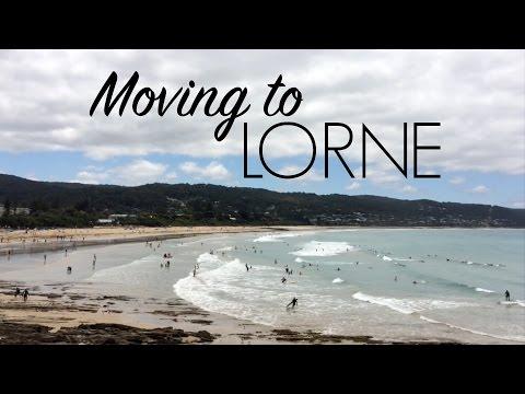MOVING TO LORNE! // Victoria, Australia