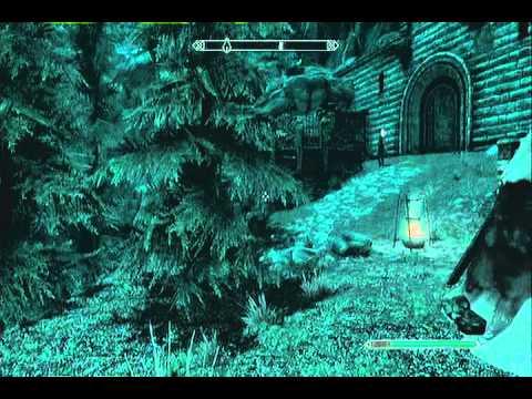 Skyrim: Lockpick Trainers