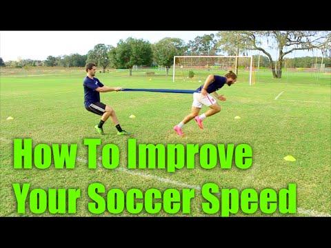 How Do I Improve My Soccer Speed? - Renegade Soccer Training