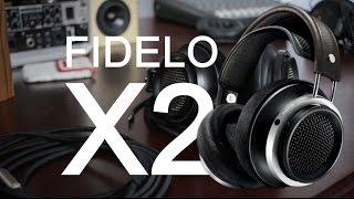 Download Philips FIDELIO X2 - REVIEW Video