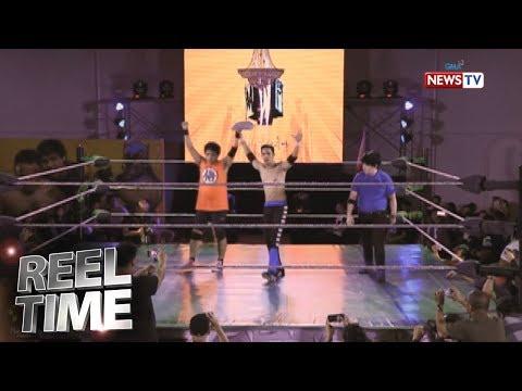 Reel Time: Mga miyembro ng Philippine Wrestling Revolution, kilalanin