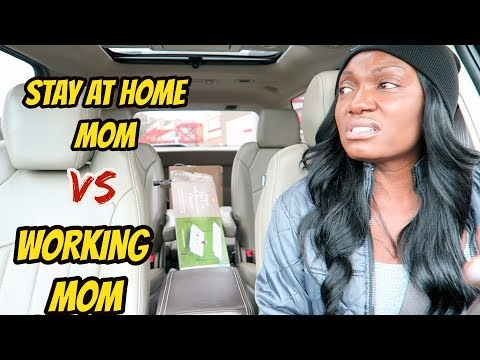 STAY AT HOME MOM vs WORKING MOM‼️FRIENDS DON'T RESPECT ME⁉️CAR CHAT