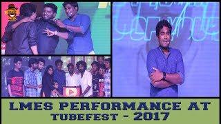 LMES Performance at Tube Fest 2017 | Smile Settai