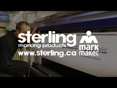 Sterling Marking Products Inc. since 1945