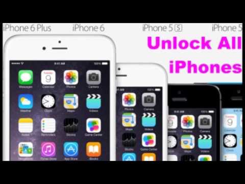 How To Unlock ANY Iphone Very Fast (also with Icloud lock)!