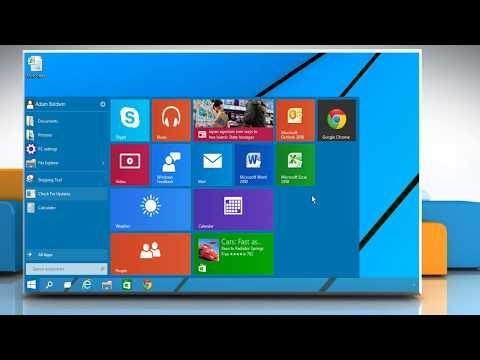 How to set Google™ Chrome security settings on Windows® 10