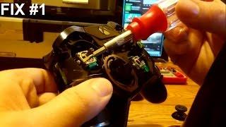Xbox One Controller Joystick Moving By Itself Solved Fix Joystick Dri