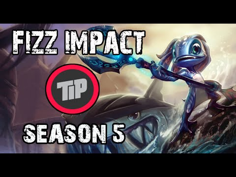 Impact Fizz vs Yasuo TOP Ranked Challenger NA
