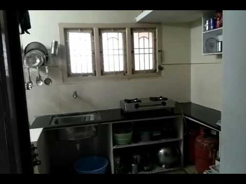 How to organize a small kitchen with less racks (telugu)...