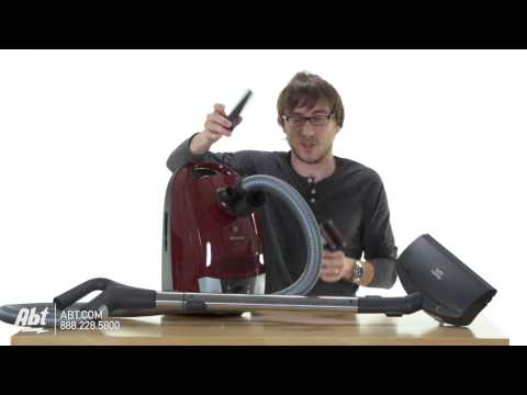 Miele S6270TR S6 Canister Vacuum S6270 : Miele at Abt Electronics