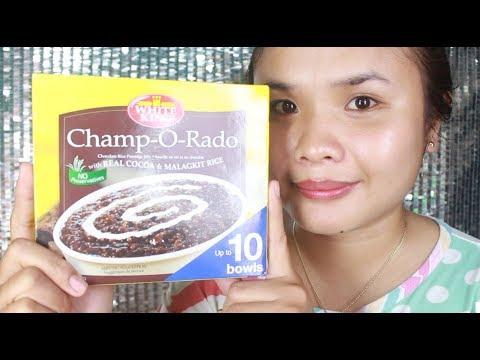 Champ-O-Rado (White King) Review (Tagalog) || Food Trip