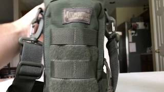 !Best EDC kit for the WOODS!--Maxpedition 10x4 Bottle Holder