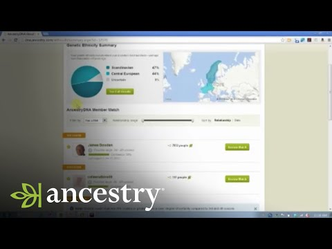 What To Do With All Those Matches | AncestryDNA