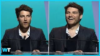 Was Adam Pally Right To Go Off Script At The Shorty Awards? | What
